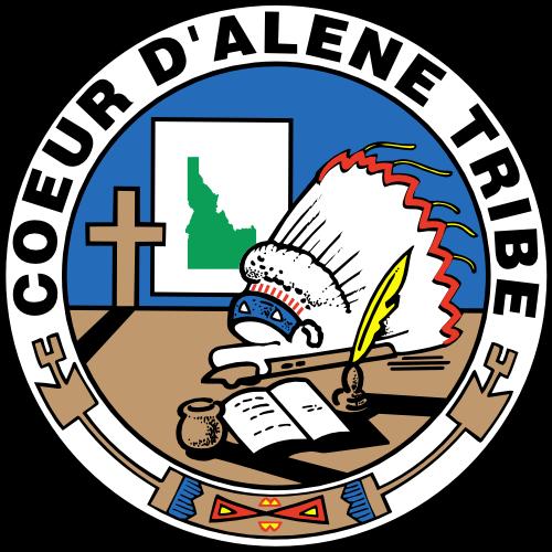 Coeur d'Alene Tribe Logo